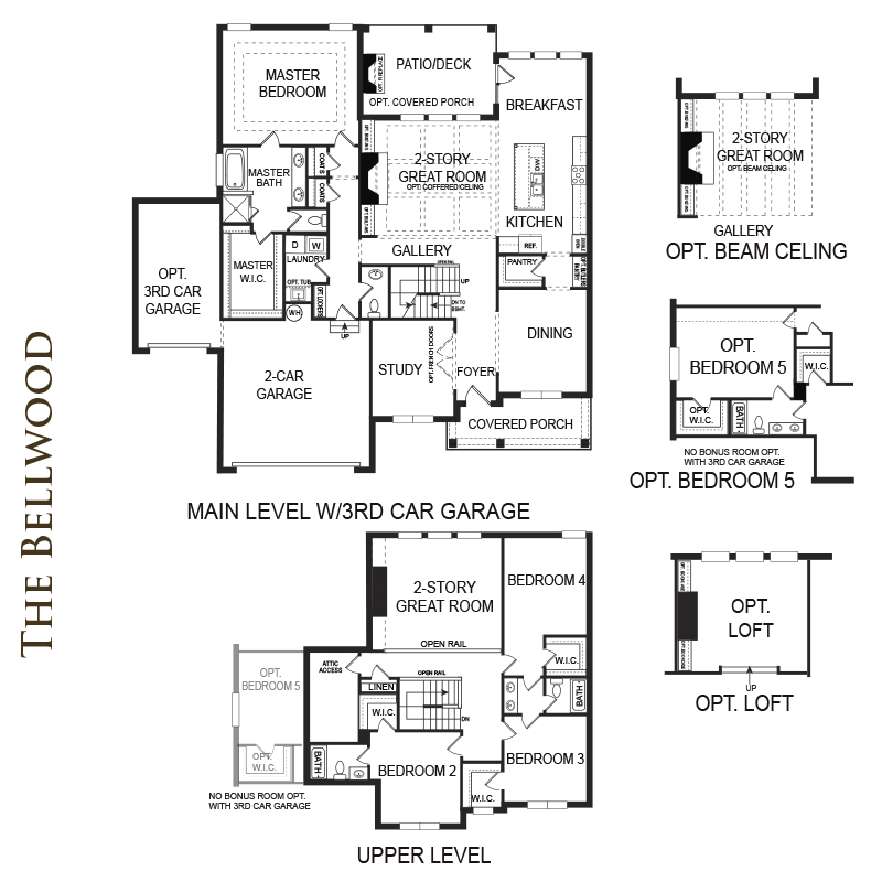 Bellwood Floor Plan