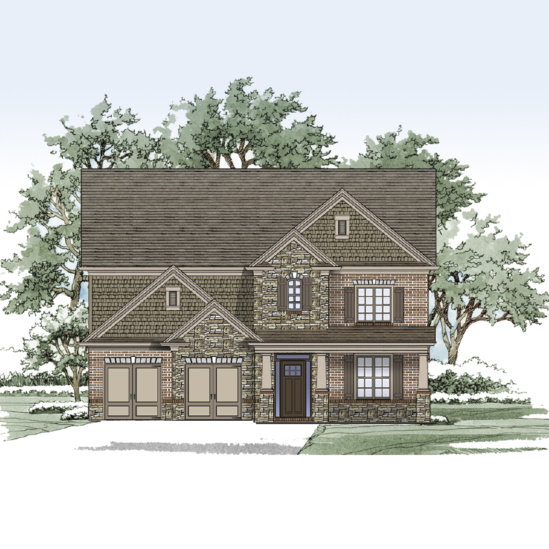 Fernwood II Elevation