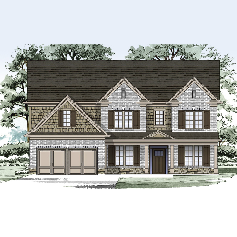 Hillgrove II Elevation