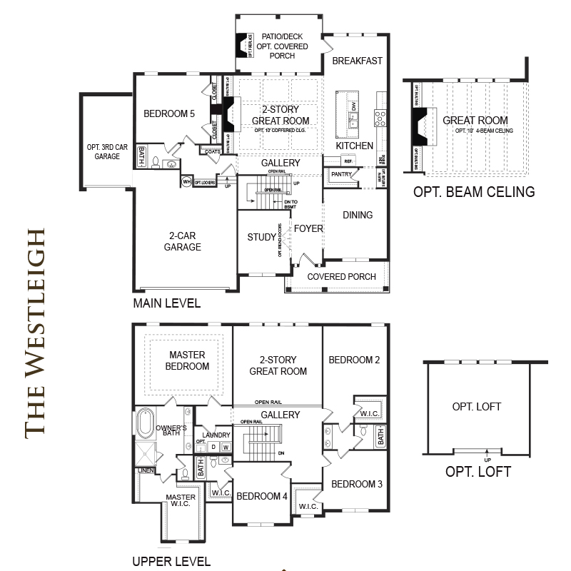 Westleigh Floor Plan