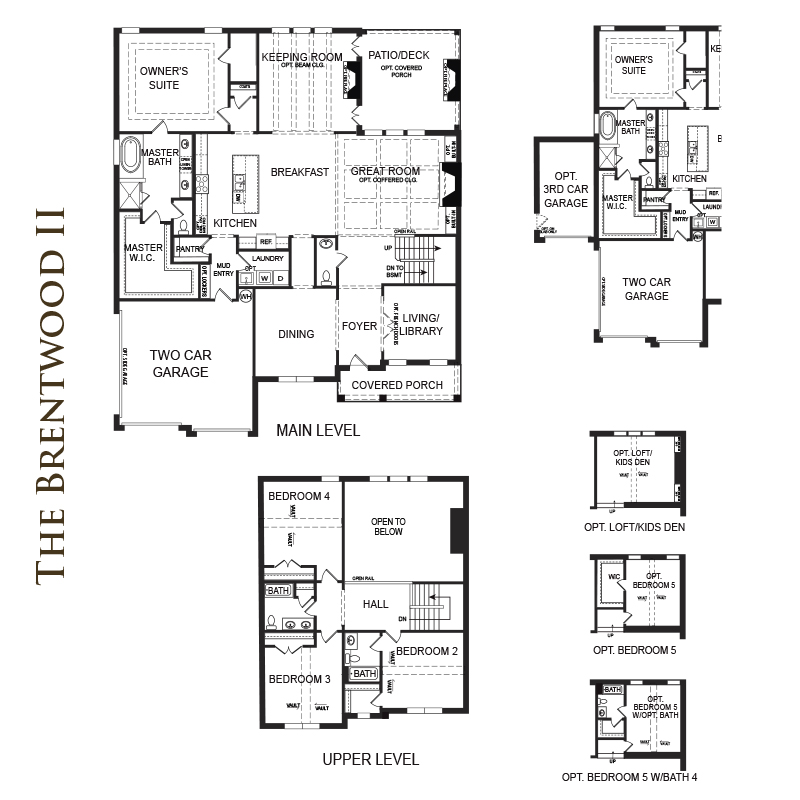 Brentwood Floor Plan