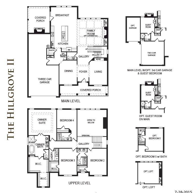 Hillgrove II Floor Plan