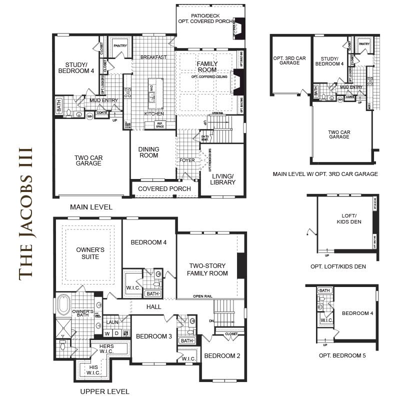 Jacobs III Floor Plan