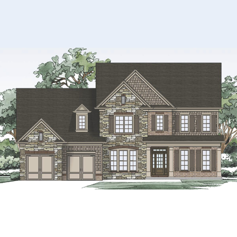 Brentwood Elevation