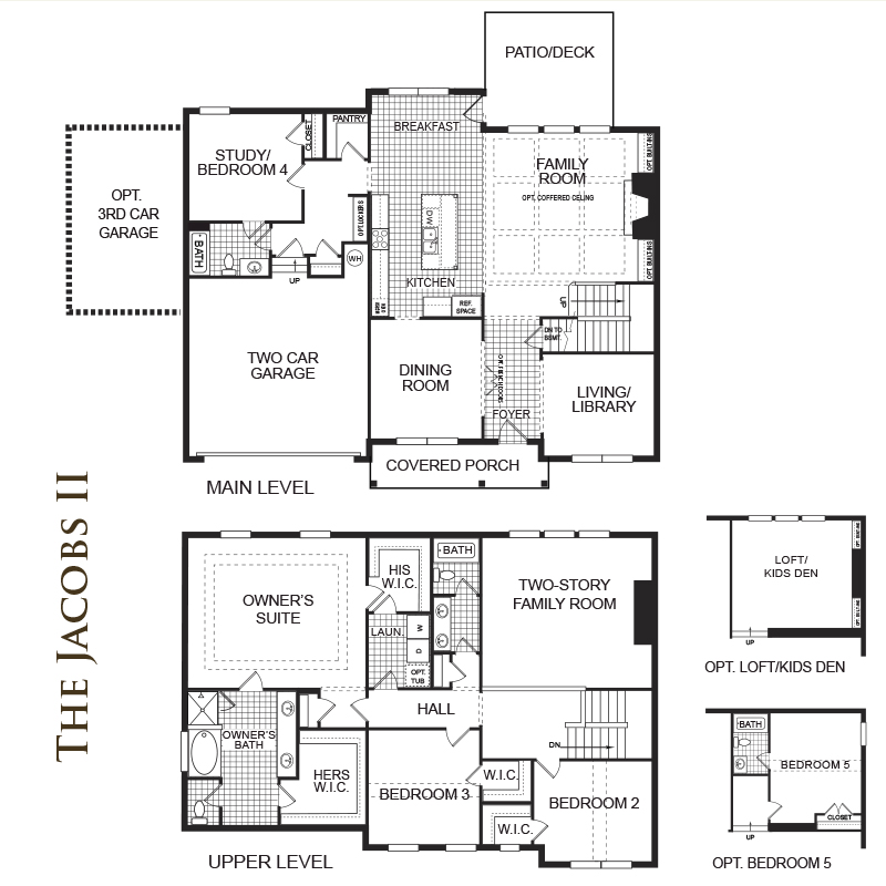 Jacobs II Floor Plan