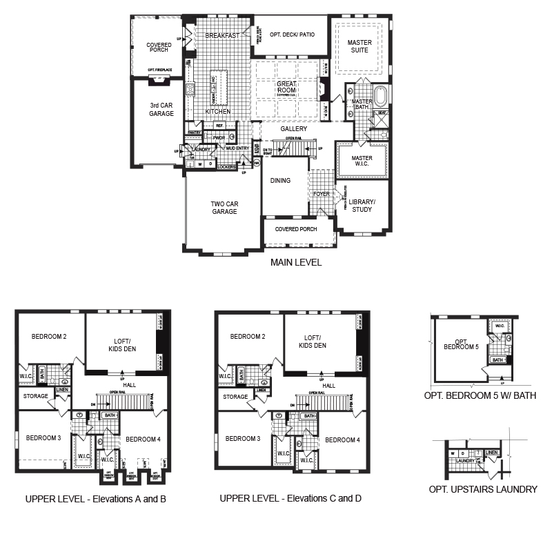 Willmont Floor Plan