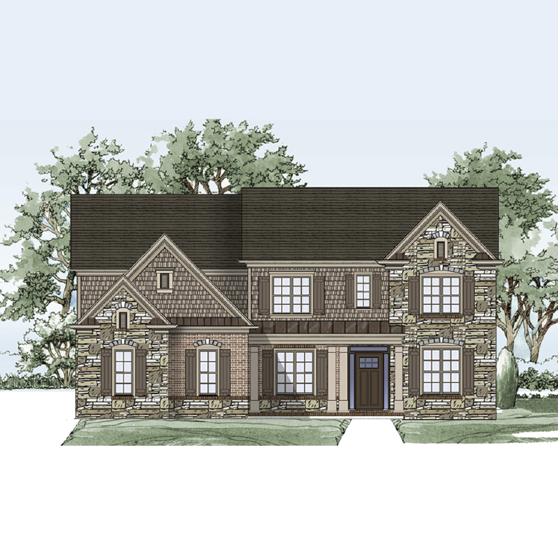 Brookwood Elevation