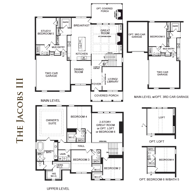 Jacobs III Floor Plan