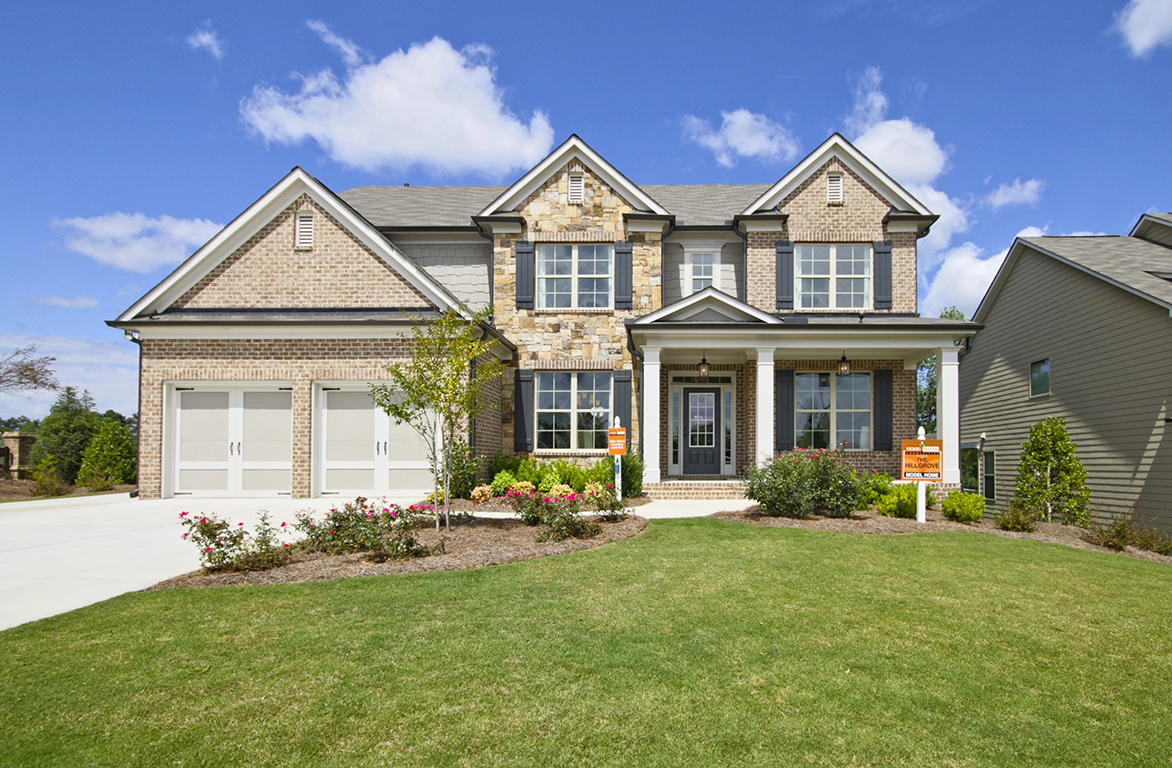Find Your Dream Home find your dream home at meadows at mill creek! - home south